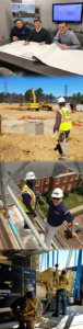 century construction service members doing their jobs