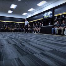 VCU - Baseball Locker Rooms